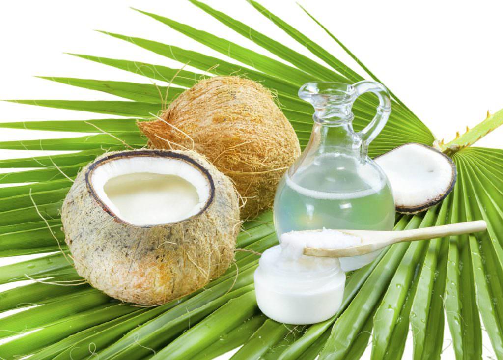 Рецепт применения кокосового масла