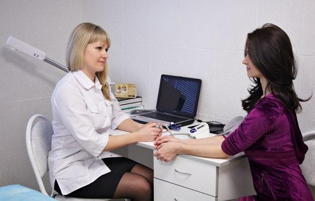 Медицинская консультация врача