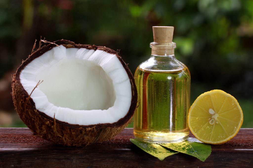 Свойства кокосового масла при растяжках