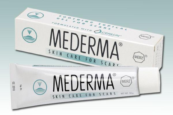 Гель от шрамов Медерма