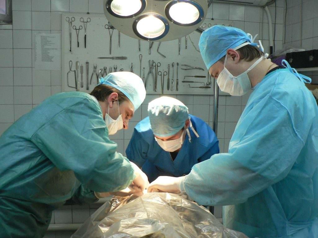 Рубцы после операции