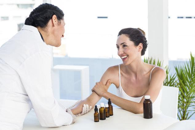 Положительное мнение женщин о применении кокосового масла