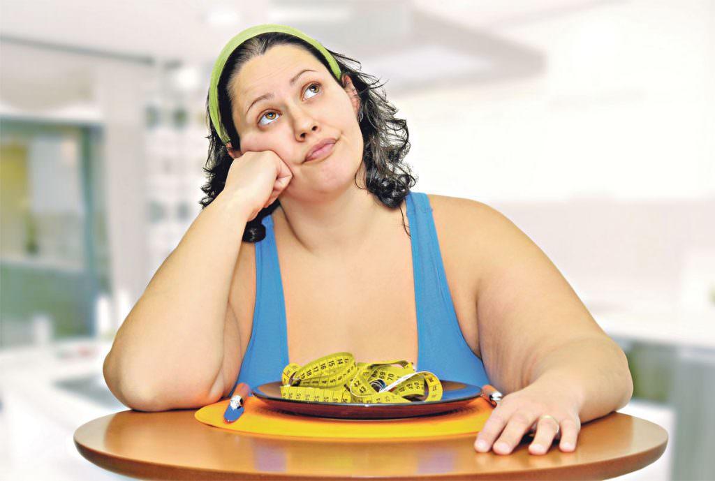Появление растяжек от избыточного веса