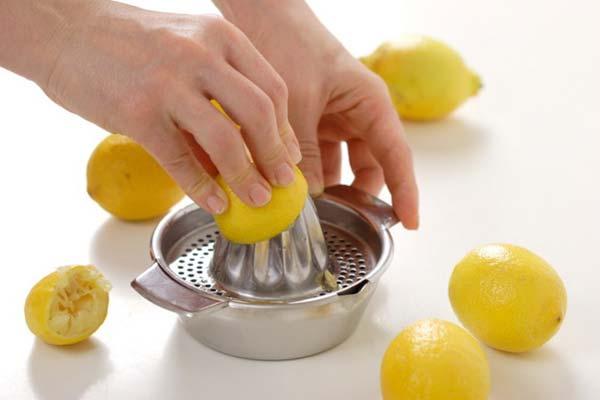 Сок лимона от шрамов