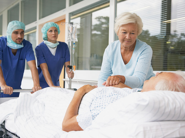 Необходимый уход а пациентом после операции