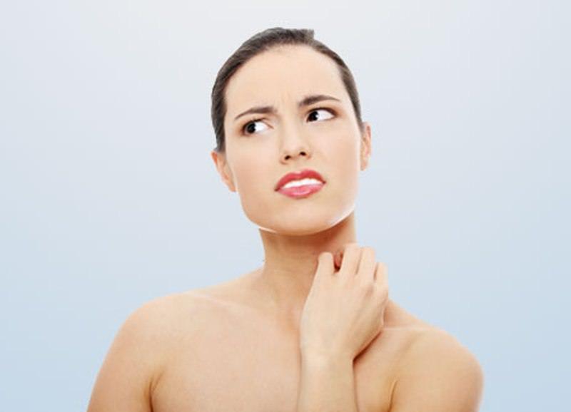 Почему чешутся шрамы