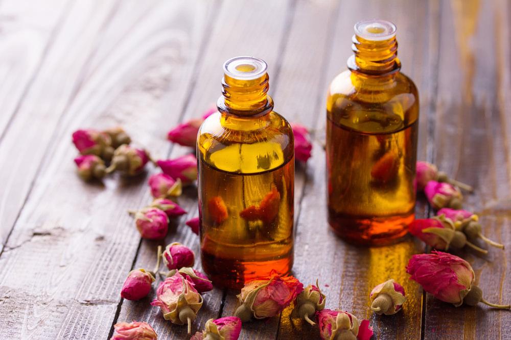 Растительные и эфирные масла