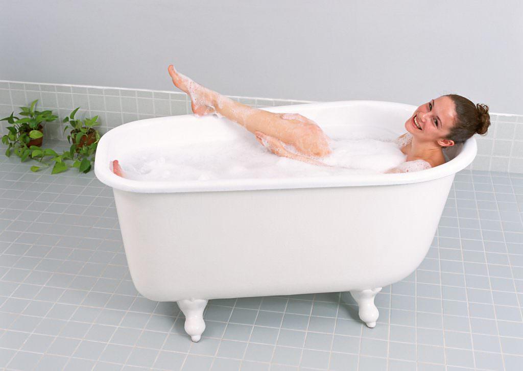 Теплые ванны