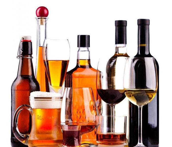 Виды алкоголя и их влияние на больного
