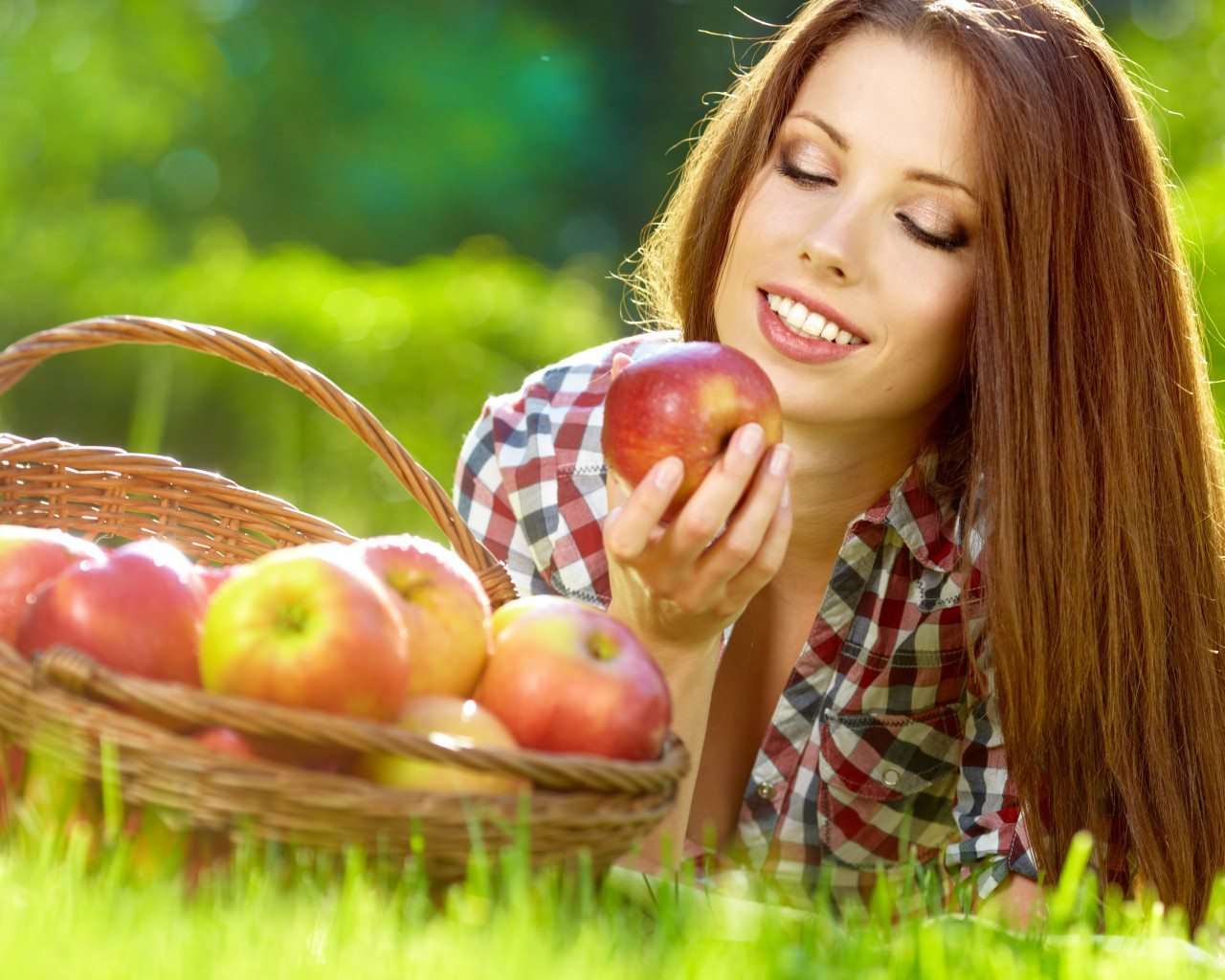 Яблочный рацион