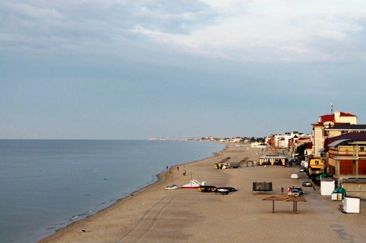 Украина пляж